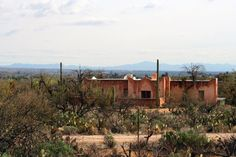 Adobe House In Arizona by FrancesMayoPhotos on Etsy, $55.00