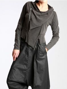 COTTON T-SHIRT WITH AGED FINISHED - JACKETS, JUMPSUITS, DRESSES, TROUSERS, SKIRTS, JERSEY, KNITWEAR, ACCESORIES - Woman -
