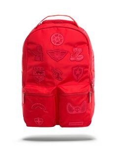 The Game Red Army Backpack | Sprayground Backpacks, Bags, and Accessories