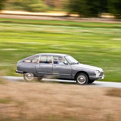 Accessible Classic: The Fantastic, Forgotten Citroën GS - Petrolicious