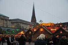 Hamburg Weihnachtmarkt