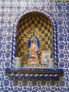altares virgen de guadalupe