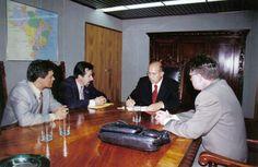 Ministro Eliseu Padilha e Deputado Valdeci Oliveira Olive Tree, Transportation