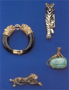 panther jewels of Wallis Simpson