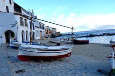 In Palafrugell führt ein alter Wanderweg an der Küste entlang, der Camí de Rondes. Der Küstenpfad erstreckt sich von Bucht zu Bucht über die gesamte Costa Brava. In Lloret bin ich vor ein paar Mo