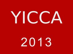 YICCA 2013 | Levántate y descubre... #Concurso #Fotografía