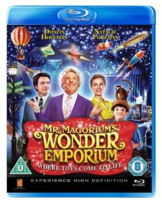 Mr Magorium's Wonder Emporium - ☆☆☆☆