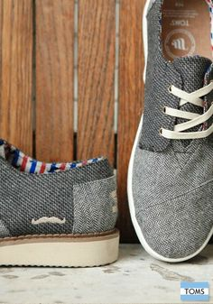 TOMS for Movember products help support the Movember Foundation USA to raise funds and awareness for men's health.