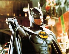 """Take note, Ben Affleck! Michael Keaton is often said to be the best Caped Crusader ever. He was Gotham City's protector for """"Batman"""" and """"Batman Returns,"""" but hung up his mask before """"Batman Forever"""" when Tim Burton decided not to direct it."""