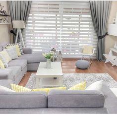 @ duzenaskina @ duzenaskina photo - Home Decor ideas Living Room Green, Living Room Modern, Rugs In Living Room, Home And Living, Living Room Decor, Modern Bedrooms, Trendy Bedroom, Living Room Color Schemes, Living Room Colors