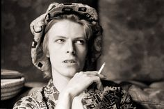 Bowie 1972, by Michael Putland