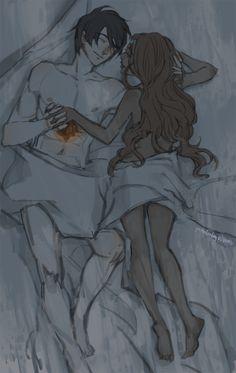 Zutara artwork #my babies # my OTP #Always