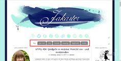 `•.¸¸.•´¯`•. Jakaster .•´¯`•.¸¸.•`: HTML #37: Seiten und Seitenreiter