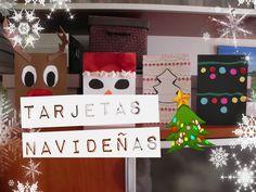 DIY: Tarjetas navideñas