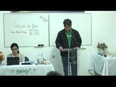 Tentação de Jesus - Carlos Alberto Braga - REDE AMIGO ESPÍRITA