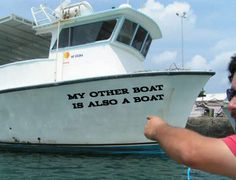11 Hilarious Boat Names That Need To Be On Real Boats Right Now