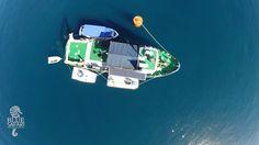 Départ excursion sous-marin