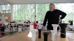 Eero Aarnio / Vaasi valaisimen syntytarina Ball Chair, Outdoor Decor, Space Age, Design, Home Decor, Youtube, Homemade Home Decor, Decoration Home