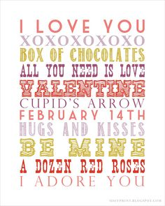SAB - valentines day