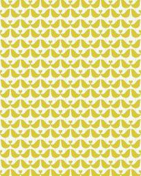 Lovebird Mustard Yellow från Isak