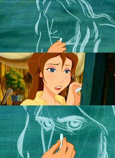 Jane. adventurous, artsy, sensitive. im lots like this girl...excpt for the attraction-to-ape-men part :) Walt Disney, Disney Pixar, Disney Films, Disney And Dreamworks, Disney Animation, Disney Love, Disney Magic, Tarzan And Jane, Disney And More