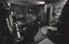 W. Eugene Smith's extensive personal project documenting the jazz scene of a 1960s New York City loft is only recently getting its due