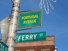 Portugal Avenue - Ferry Street, Newark, NJ