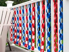Popular And Cheap Diy Of July Decoration Ideas. Here are the And Cheap Diy Of July Decoration Ideas. This article about And Cheap Diy Of July Decoration Ideas was posted under the category by our team at February 2019 at am. Hope you enjoy . 4th Of July Celebration, 4th Of July Party, Fourth Of July, Patriotic Party, Patriotic Crafts, 4th July Crafts, 4. Juli Party, Deco France, Paper Chains