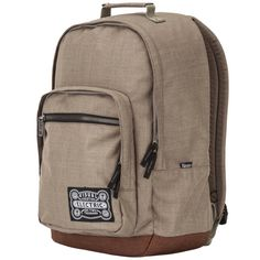 Electric Everyday Backpack (Moss) $49.95