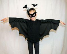 Kinderkostüm Halloween Nähen