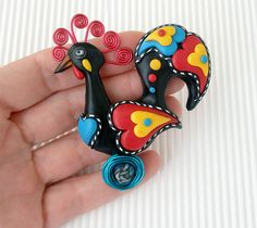 Galo de Barcelos Revisited 1 by quaz'arte