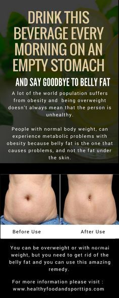 Best way to lose water weight and bloat