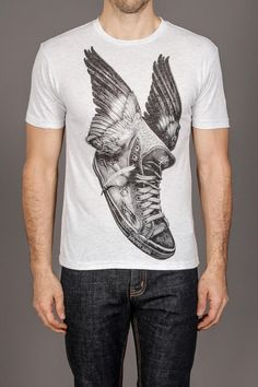 ROOK TAKE FLIGHT TEE
