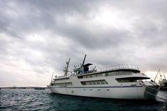 """Eski Irak devlet baskani Saddam Hüseyin'in 82 metre boyundaki """"Basrah Breeze"""" isimli yati arastirma gemisi olarak kullanilacak:  http://www.adayacht.com/haber/Saddam-Huseyin-in-Yati-Arastirma-Gemisi-Oluyor.html"""
