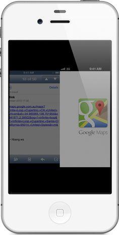 MapsOpener jailbreak tweak sets Google Maps as default mapsapp
