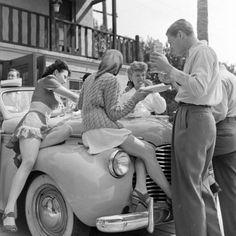 Semiotic apocalypse • Hood picnic '1940s   [::SemAp FB    SemAp::]