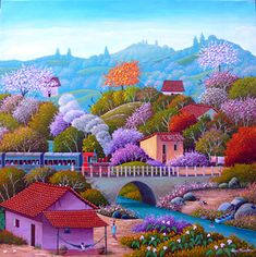 El Salvador ~ Alonso Flores ~ The Mid-Day Train
