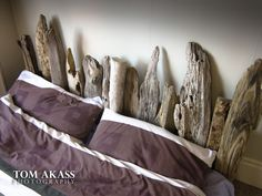 Furniture made from Pallets and Driftwood