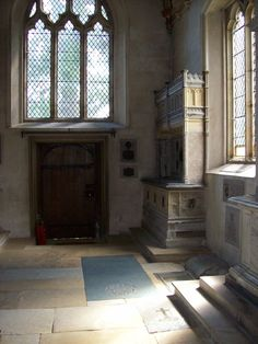 The Sidney Chapel in St John the Baptist Church, Penshurst - resting place of Thomas Boleyn the Younger.