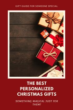 Here are some great personalized gift guides. Holiday Gift Guide, Holiday Gifts, Personalized Christmas Gifts, Kids Gifts, Christmas Presents, Gift Wrapping, Ideas, Xmas Gifts, Xmas Gifts
