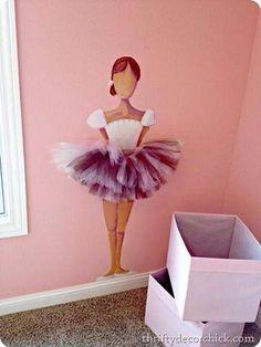 Girly dancer