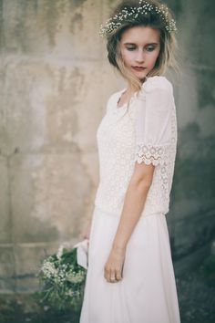 park city, utah vintage custom made wedding gown jessica janae photography