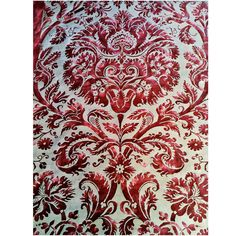 1stdibs | Fortuny 'de Medici' Textile 1968