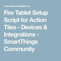Using Custom Code in SmartThings | Technology   Geek stuff