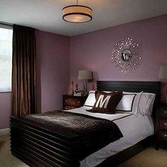 Fumerengiduvarboyama Purple Master Bedroom Bedrooms Design