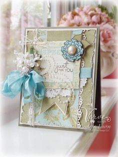 Just For You by AndreaEwen - Cards and Paper Crafts at Splitcoaststampers
