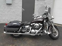 FOR SALE: 2000 #Kawasaki #Vulcan 1500 #Nomad for $3,999 in Big Bend, WI. == Click photo for full listing on #CycleCrunch  more info.