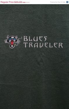 Hey, I found this really awesome Etsy listing at https://www.etsy.com/listing/182670441/clearance-sale-vintage-blues-traveler