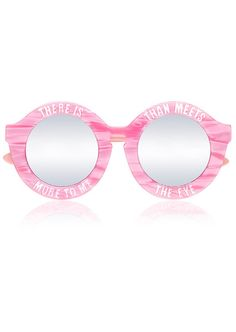 780d0cd0ca50 Pinky Promise – House of Holland Round Lens Sunglasses