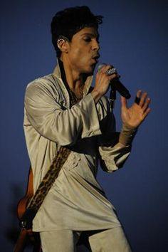 Prince at Hop Farm Festival 2011 by Andy Sturmey